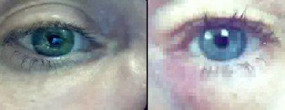 yeux, antye greie , annie abrahams