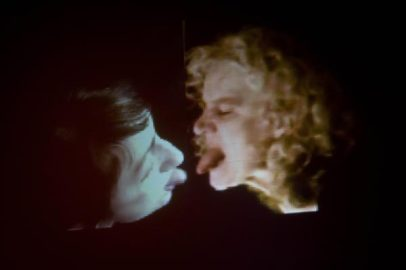 kiss Annie Abrahams Eliza Fantozzi